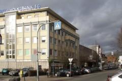 Eingang zur Innenstadt