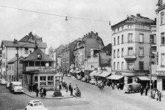 Uhrtürmchen Berger Straße 1958