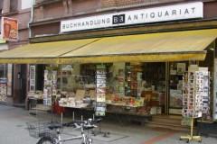 Buchhandlung / Antiquariat Naumann u. Eisenbletter