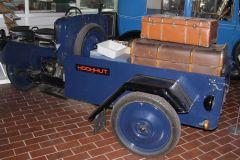 Auslieferfahrzeug der Firma Hochhut