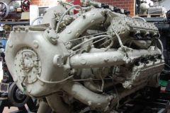 Schnellboot-Motor