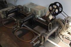 3fach-Stickmaschine