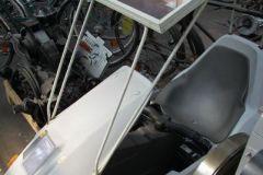 Solar-Mobil C5 von Synclair
