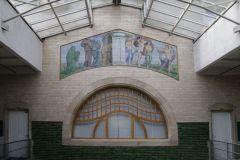 altes Klärwerk - Eingangshalle