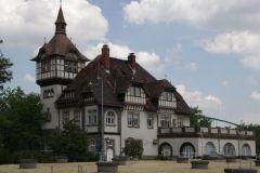 altes Klärwerk - Verwaltungsgebäude