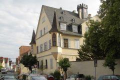 Schloss der Familie von Leonhardi