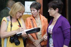 Christine Fauerbach, Susanne Weber, Eva-Maria Wirth