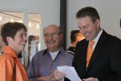 Susanne Weber, Wolfgang Ditzel, Guido Rahn