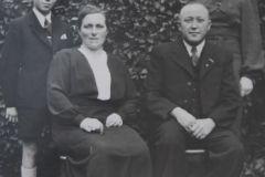 Der Gründer und seine Familie