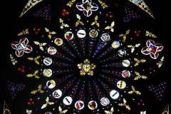 Katharinenkirche Oppenheimer Rose