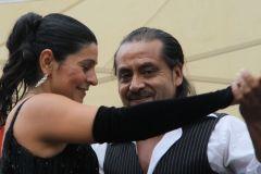 Fabiana Jarma und Julio Gordillo