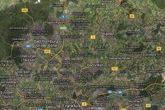 Der Weg nach Ilbenstadt