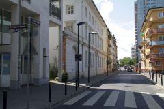 Schlossstraße Richtung Süden