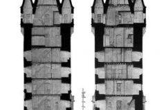 003-Eschenheimer-Turm-Schnitte
