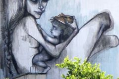 von den weltbekannten Streetart-Künstlern Herakut