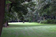 Blickachse im Park