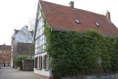 Barockes Fachwerkhaus