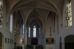 Herz-Jesu-Kirche Chor