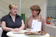 Sabine Lauer und Dr. Daniela Birkenfeld