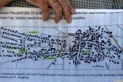 Plan von Marköbel