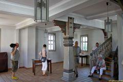 Altes Rathaus Eingangs-Halle