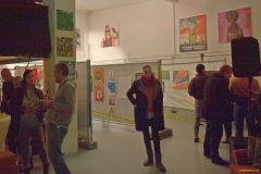 Graffiti-Ausstellung im Studio 294 in der Kulturfabrik