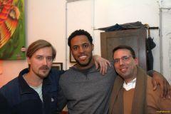Philipp Alexander Schäfer, Yairan Montejo, Rene Giese