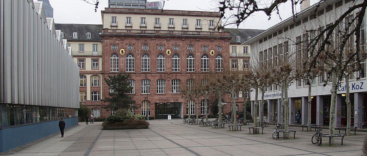Uni campus bockenheim frankfurt rhein main for Uni offenbach