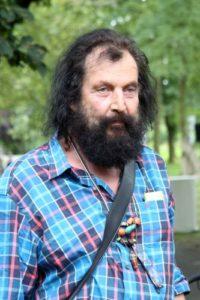 Klaus Pfeiffer - seit Beginn dabei u.a. mit »Alligator« und » Schnee-Eule«
